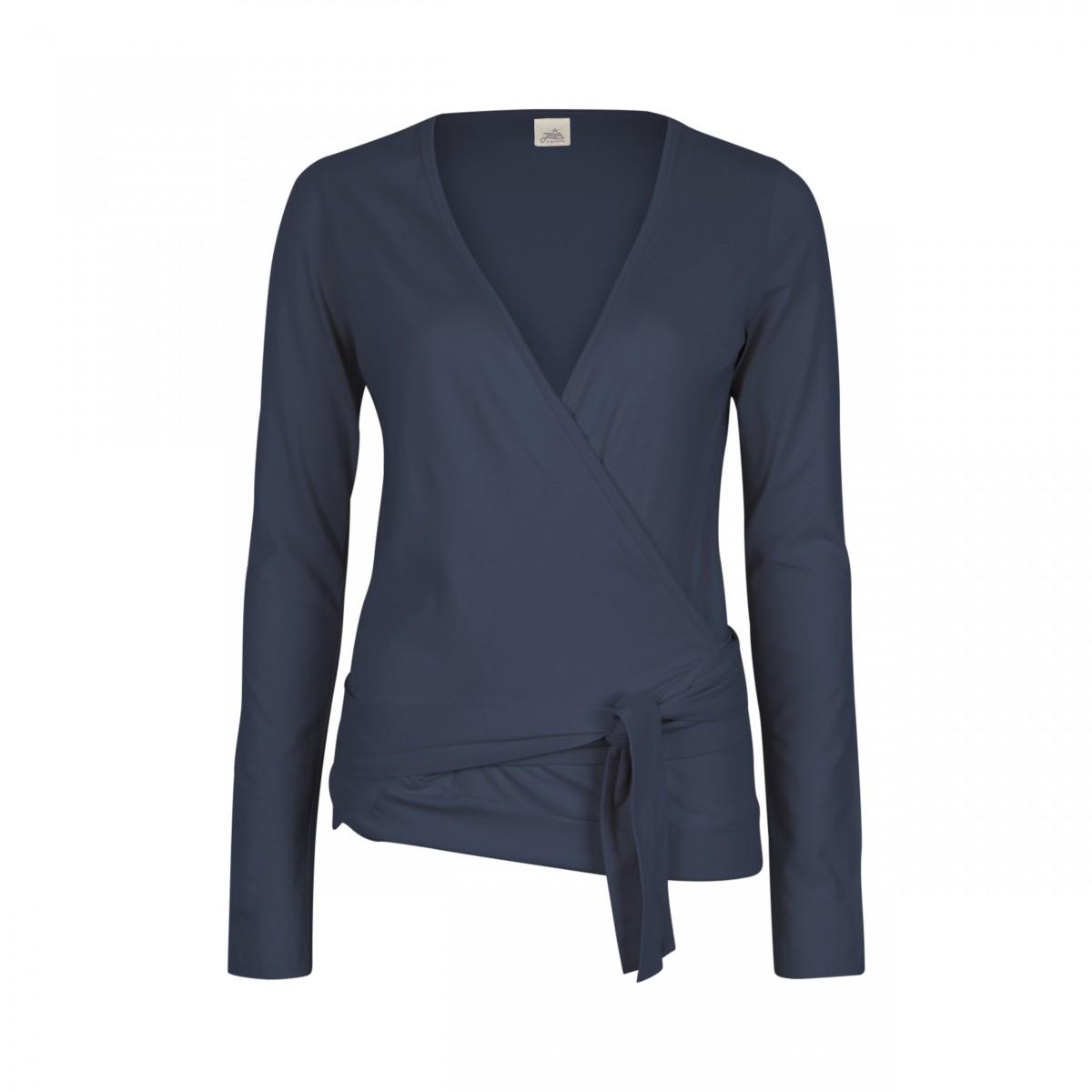 Wrap-Jacket Yael