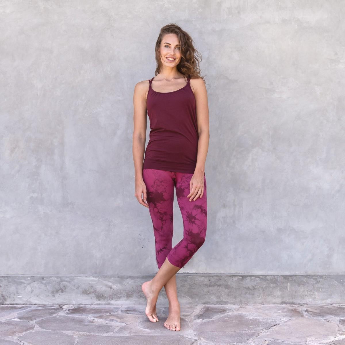 3/4 Leggings Lina Tie-Dye