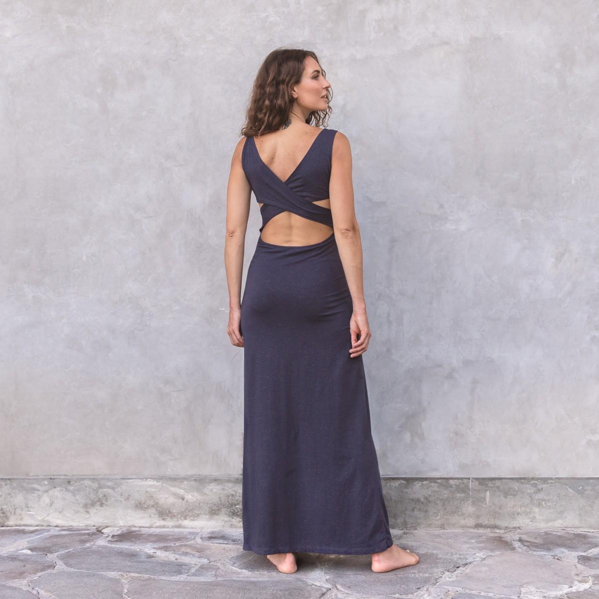 Maxi Dress Montana Lurex